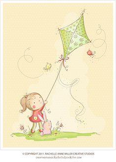 Fly a Kite by Rachelle Anne Miller, via Flickr