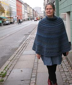 GarteRing Poncho by Risager, via Flickr