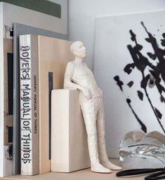 Home Interior Inspiration .Home Interior Inspiration Home Decor Accessories, Decorative Accessories, Sculpture Art, Sculptures, Sculpture Ideas, Elle Decor, Cheap Home Decor, Ceramic Art, Diy Art