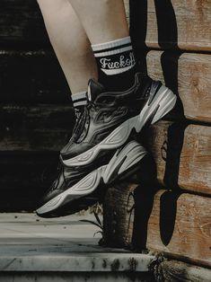Sosete cu mesaj Fuck Off Socks / Buy Now All Black Sneakers, Buy Now, Socks, Photo And Video, Stuff To Buy, Instagram, Fashion, Moda, Fashion Styles