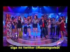 Jovens Talentos cantando We are the world - Raul Gil Especial de Natal 2010