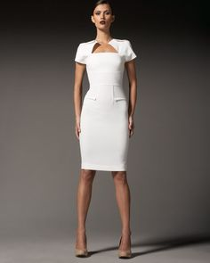 """This is more like My """"Want"""", I love this designer!! Roland Mouret dresses are gorgeous!!"""