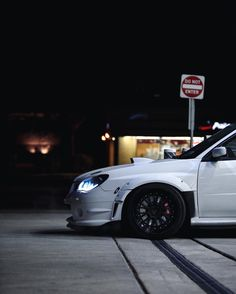 "gomezmishmash: ""Rally Bunny kit on point :@bgwynn #stancenation #stanceworks #subaru #wrx #sti #nasioc #iclub #static #stormtrooperwrx #stormtrooper #lowerstandards #loweredlifestyle #canibeat #jdm..."