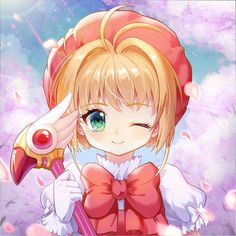 Otaku Anime, Manga Anime, Anime Art, Kero Sakura, Cardcaptor Sakura, Sakura Card Captors, Clear Card, Kawaii Anime Girl, Magical Girl