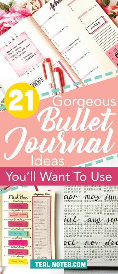 Everything BUJOS and Bullet journal ideas for veterans and beginners.
