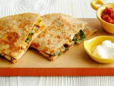 Quesadilla Makeover