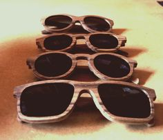 Handcrafted wooden eyewear Italy