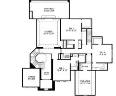 Tudor-Inspired Estate Home Plan - 67118GL | 1st Floor Master Suite, Butler Walk-in Pantry, CAD Available, Den-Office-Library-Study, European, Luxury, Media-Game-Home Theater, Multi Stairs to 2nd Floor, PDF, Tudor | Architectural Designs