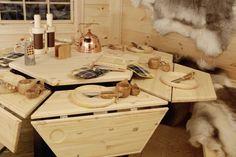 WOLFF Grilltisch-Element - Tisch für Grillkota -