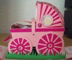 Kinderwagen - Sil Store Datei  - als Geldgeschenk