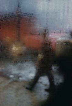 Saul Leiter, 'Sidewalk'