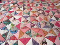 HST - vivid & vivacious - a quilt made with love for my daughter! Etsy Quilts, Striped Quilt, I Love My Daughter, Candy Stripes, Be Kind To Yourself, Quilt Making, Blanket, Memory Quilts, Salisbury