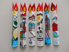 Kindergarten  Art Class: ΠΑΣΧΑΛΙΝΗ ΚΑΡΤΑ-ΛΑΜΠΑΔΑ...
