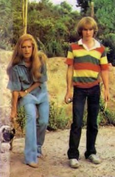 Dalida et Bruno