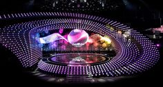 2015 stage ready in Vienna! | Photos | Eurovision Song Contest