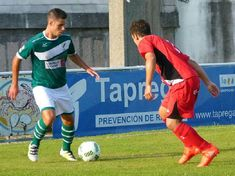 16:30 Futbol  Segunda B Grupo 1 Coruxo - Racing Ferrol - LA TELE DEPORTES