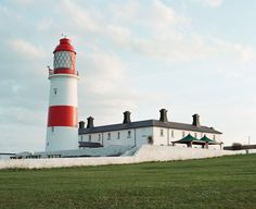 Souter Lighthouse by Calvin , via 500px