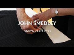John Smedley at London Craft Week Her Cut, Industrial Revolution, England, Hands, London, How To Make, Crafts, Big Ben London, Manualidades