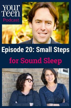 Put down the melatonin— getting a great night's sleep is less complicated than you might think. Marc Milstein joins Sue and Steph to share his simple tricks we can all use to get some solid rest and to create the sleep schedule of our dreams. Raising Teenagers, Parenting Teenagers, Parenting Advice, Sleep Schedule, Natural Sleep, Health Promotion, Coping Skills, Health And Safety, Health Tips