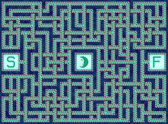 Deluxe Maze