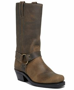 Frye Women's Harness 12R Mid-Calf Boots - WOULD RECOMMEND THESE. My parents bought me these boots when I was around 18 and they've lasted for 10 years and will go on for more. And they still look new!