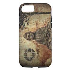 Buddha iPhone 7 case By LineZen