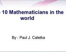 Paul J. Caletka : Explore Your Skills in Mathematics Working On Myself, Mathematics, New Work, Advertising, Behance, Teacher, Explore, Gallery, Check