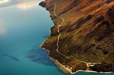 Lake Wakitipu, Glenorchy, Queenstown, New Zealand
