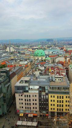 Vienna, Austria.. what a beautiful city