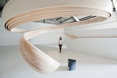 Bent Wood Objects by Joseph Walsh