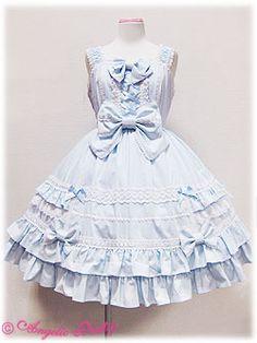 Pure Princess JSK (Angelic Pretty)