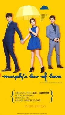Murphys Law of Love.. currently watching this, so far it's pretty good