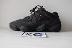 "6b0203dcf Adidas Yeezy 500 adiPRENE+ ""Utility Black"" F36640"