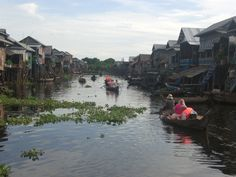 Floating Village - Siem Reap, Cambodia