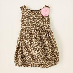 baby girl - leopard bubble dress   Children's Clothing   Kids Clothes   The Children's Place