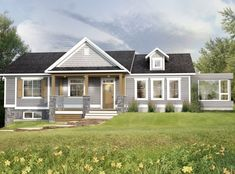 Fine Plan Maison Jordan that you must know, You?re in good company if you?re looking for Plan Maison Jordan Chic Shack, Outside House Colors, Family Room, Home And Family, Multi Family Homes, Architect House, House Goals, Design Process, Custom Homes