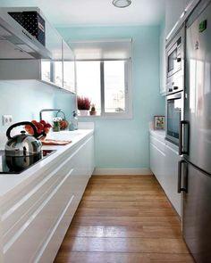 Post: 14 Trucos para renovar la cocina de forma sencilla vintage,interiores,tendencias,muebles limpieza del hogar,espacios pequeños,muebles ikea, interiores estilo nordico,decoracion cocinas: