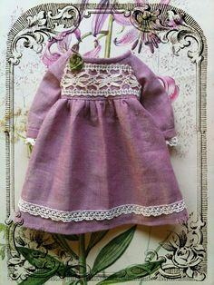 Lavender & old lace