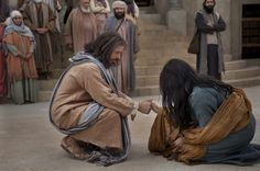Jesus said unto her, Neither do I condemn thee: go, and sin no more. | John 8: 1-11 NT, KJV