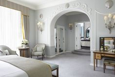 The Sweet Life in London's Best -- and Craziest! -- Mega-Suites  |  | FATHOM