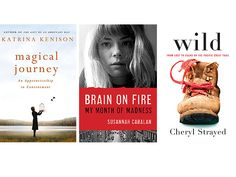 Last night I read Brain on Fire: My Month of Madness by Susannah Cahalan. In it, she tells of her experience with anti-NMDA receptor encephalitis. I couldn't help but see some similarities between her journey and mine with multiple sclerosis. Great Books, New Books, Books To Read, Amazing Books, Reading Lists, Book Lists, Reading 2014, Happy Reading, Susannah Cahalan