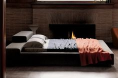 Bed - Pierro Lissoni - Wall Bed