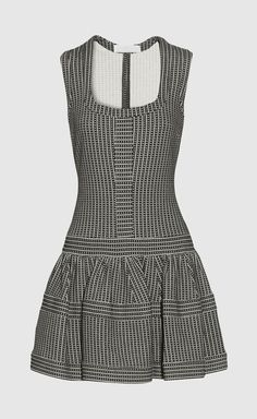 Thakoon Dress| i love the drop waist! Great for girls like me that are built like 12 year olds!!!!!