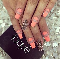 More great nails from Laqué
