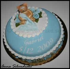 A cake to little Gabriel