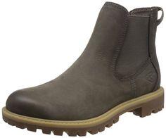 Tamaris Damen 25401 Chelsea Boots, Grün (Cigar), 40 EU Ta... http://amzn.to/2jP9VvM