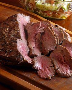Low FODMAP Recipe and Gluten Free Recipe - Stuffed Leg Of Lamb with Pancetta & Sage