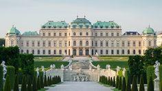 Belvedere Palace | Innere Stadt, Vienna, Austria