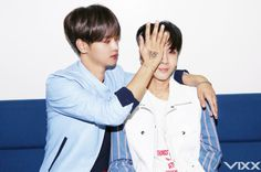 Vixx ~ N♡ and Ravi