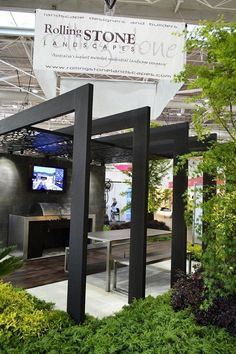 There are lots of pergola designs for you to choose from. You can choose the design based on various factors. First of all you have to decide where you are going to have your pergola and how much shade you want. Black Pergola, Steel Pergola, Modern Pergola, Deck With Pergola, Covered Pergola, Backyard Pergola, Pergola Shade, Pergola Plans, Pergola Ideas